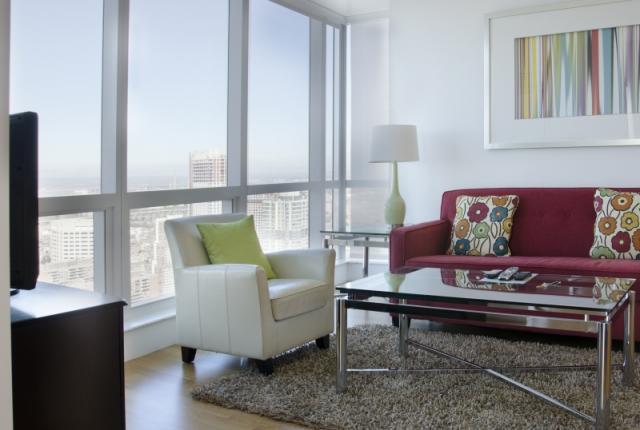 Luxury Suites at Greene- 1 bd photo 52563